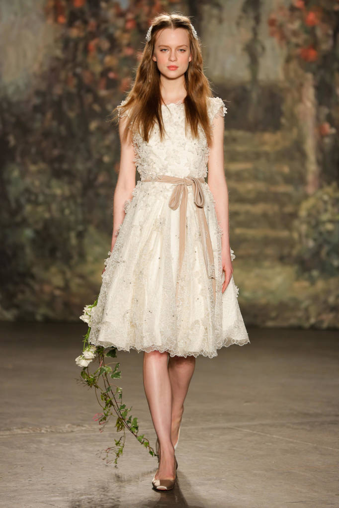 Jenny Packham - Little Wedding Dress