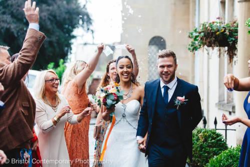 no.4 clifton village wedding photographer bristol