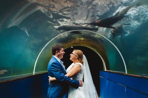 Bristol Zoo Wedding Photography