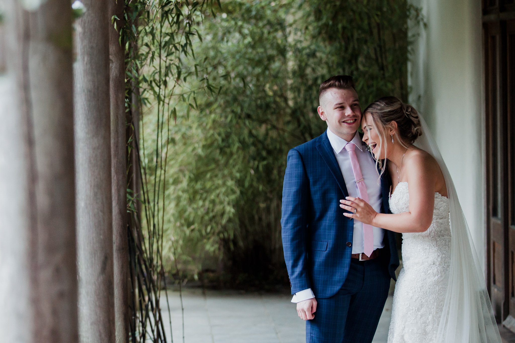 Modern wedding photography by Bristol Contemporary Photography available for hire.