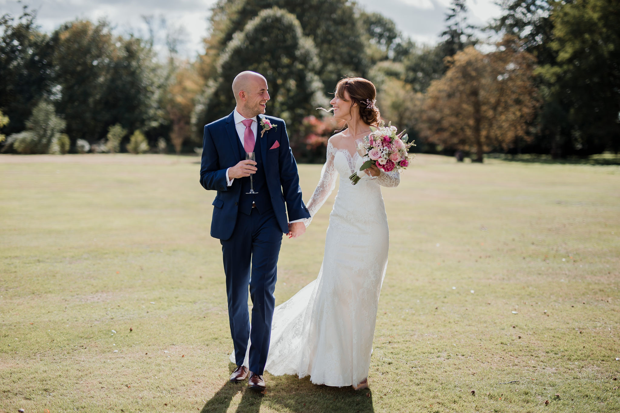 Beautiful Bristol wedding photography by Charlie Tyjas of Bristol Contemporary Photography.