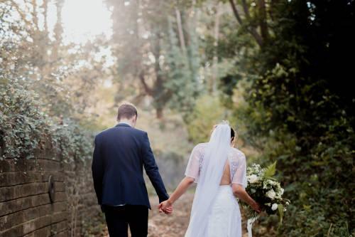 wedding at arnos vale